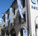 The world-famous Hofbrauhaus